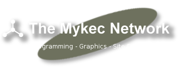 [This site created with The MykeC Network]